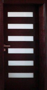 Vnitřní dveře model 22