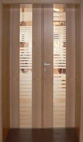 Vnitřní dveře model 39