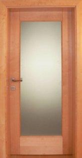 Vnitřní dveře model 52