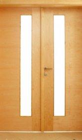 Vnitřní dveře model 55