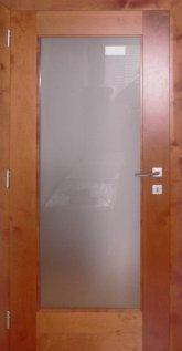 Vnitřní dveře model 63