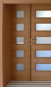 Vnitřní dveře model 66