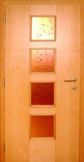 Vnitřní dveře model 69